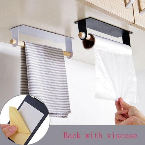 מגבת בר מחזיק מעל את מטבח ארון ארון דלת מדף תליית מדף