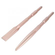 Chisel Electric-Hammer Concrete-Wall-Brick Chrome-Steel for Stone 1pc Gouge Groove Hex