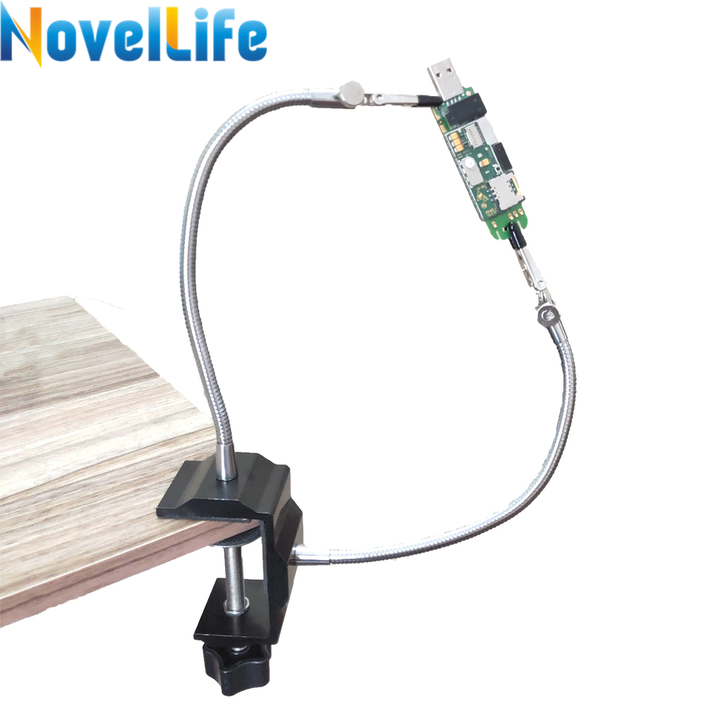 Incredible Universal Magnetic Pcb Holder Printed Circuit Board Vise Motherboard Wiring Cloud Philuggs Outletorg