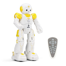 JJR/C R12 Cady Dancing RC Robot with Music LED Light Enlightment Educational Kids Gifts Toys for Children ZLRC