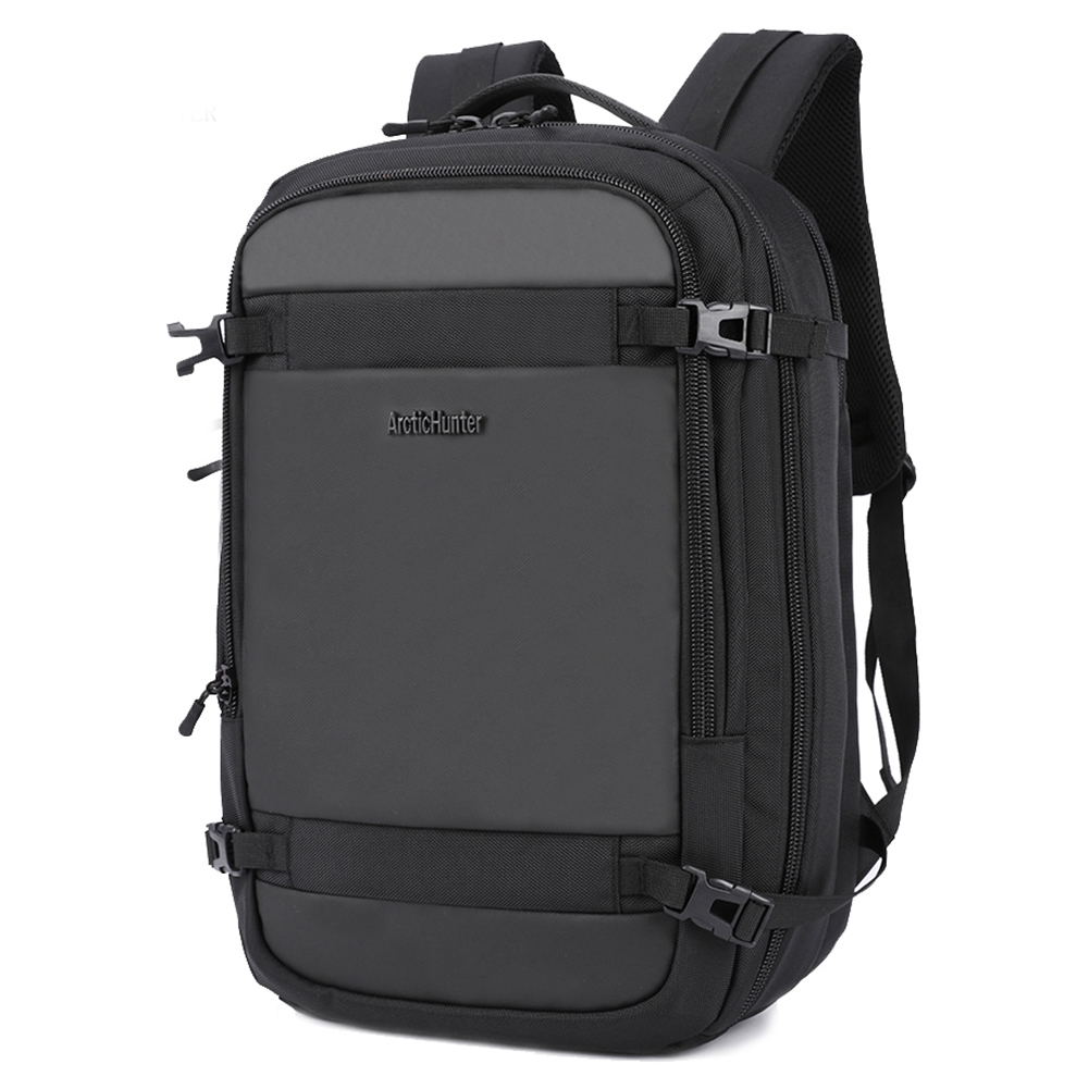 566a1d0eed05 Арктический Охотник модный спортивный мужской рюкзак ткань Оксфорд Одежда  Студенческая сумка водостойкая дышащая сумка