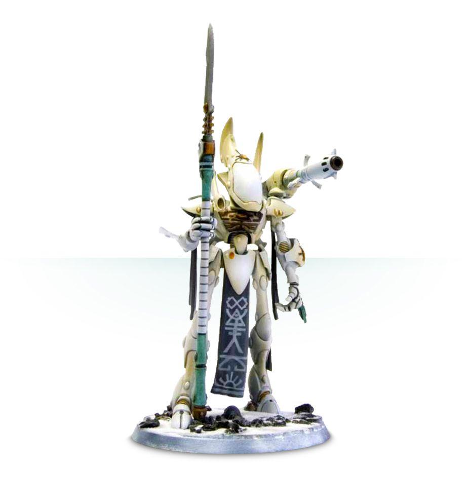 Craftworlds Eldar Wraithseer | Model Building
