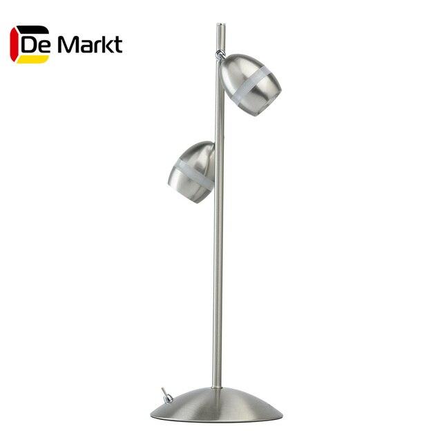 Настольная лампа Этингер 2*4W LED 220 V