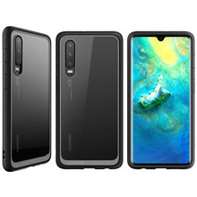 SUPCASE For Huawei P30 Case 6.1 inch (2019 Release) UB Style Anti knock Premium Hybrid Protective TPU Bumper + PC Clear Cover