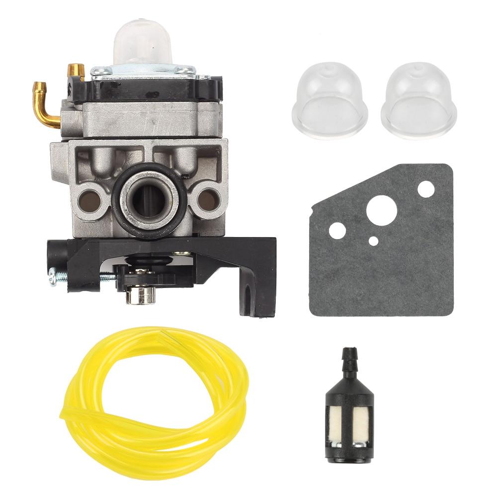 16100-Z0Z-034 Carburetor Carb Primer Bulb Kits For Honda GX35 HHT35 HHT35S Gas Trimmer Brush Cutter Generator