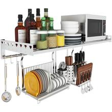 Dish Drying Organization Scolapiatti Kuchnia Accessories Stainless Steel Cozinha Cocina Cuisine Kitchen Storage Rack Holder
