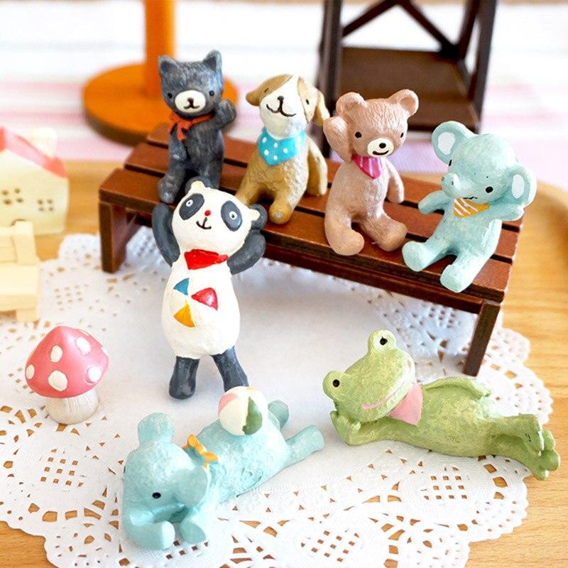 1 Pcs Leuke Cartoon Dier Koelkast Magneten Koelkast Magnetische Sticker Kids Baby Geschenken Speelgoed Voor Home Decor Baby Onderwijs Leren