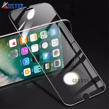 9H Tempered Glass For iPhone 6 6S 7 8 Plus X XS XR Max Screen Protector Film For iPhone 5 5S SE 4 4S Toughened Protection 7 8 2 5d 9h tempered glass screen protector for iphone 6 6s 7 8 plus se 4s 5s xr xs max 11 pro max film glass screen protector