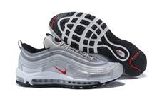 NIKE AIR MAX 97 Для мужчин кроссовки, высокое качество Nike Max 97 CR7 Для мужчин кроссовки