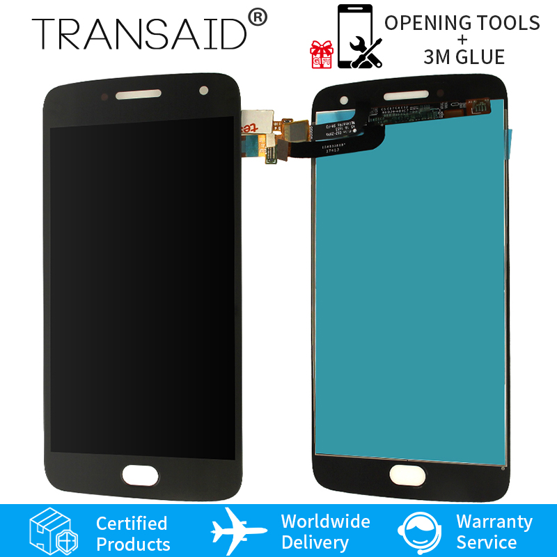 XT1684 XT1685 XT1687 lcd display digitizer touch screen assembly replacement For Motorola MOTO G5 Plus Screen
