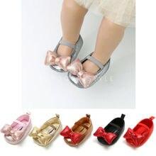 Обувь для маленьких девочек; детская обувь с плоской подошвой для девочек; Свадебная обувь принцессы для вечеринок; обувь из искусственной кожи