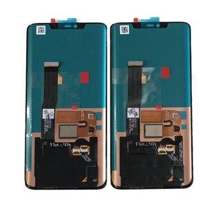 """Image 3 - 6.39 """"orijinal M & Sen Huawei Mate 20 Pro AMOLED LCD ekran ekran + dokunmatik Panel sayısallaştırıcı yok parmak izi için Mate 20 Pro LCD"""