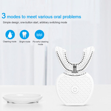 360 Degree Ultrasonic Electric Whitening Electric Toothbrush