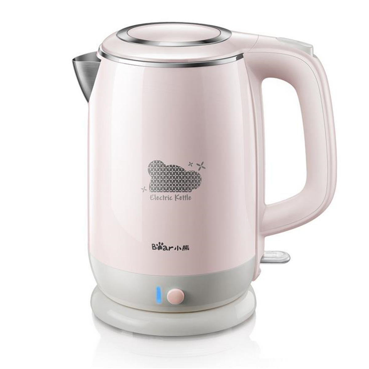 1.5L Water Kettle Handheld Instant Heating Electric Water Kettle Auto Power-off Protection Wired Kettle Three-layer Anti-scald1.5L Water Kettle Handheld Instant Heating Electric Water Kettle Auto Power-off Protection Wired Kettle Three-layer Anti-scald
