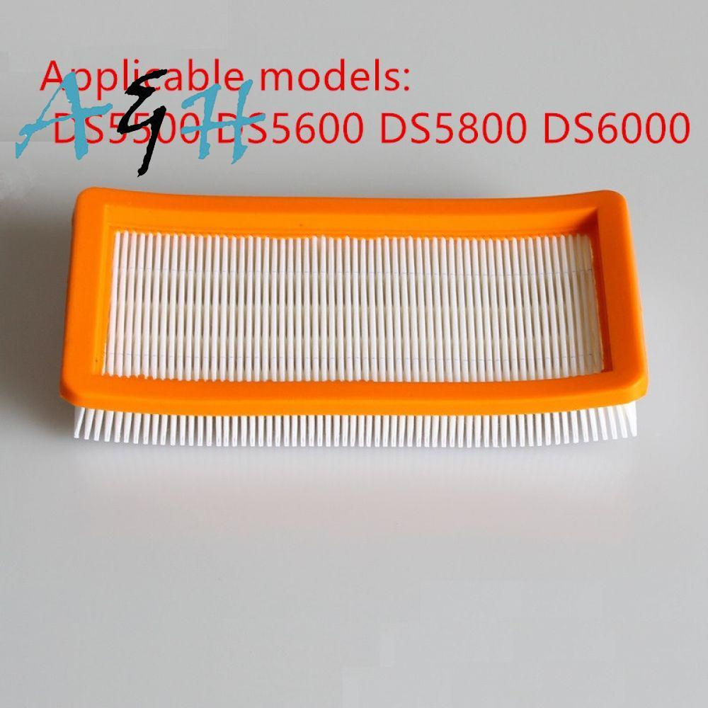 Hepa Cleaner DS5500,DS6000,DS5600,DS5800 Karcher Parts Filters Filter Robot Karcher 6.414-631.0 Washable For Vacuum