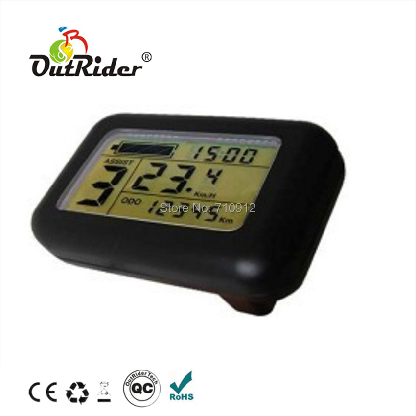 FreeShipping! 48V LCD Display with 5 Pins for Electric Bicycle/E-bike OR04C1FreeShipping! 48V LCD Display with 5 Pins for Electric Bicycle/E-bike OR04C1