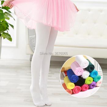 Wiosna jesień cukierki kolor rajstopy dziecięce dla dziewczynek dzieci śliczne aksamitne białe rajstopy pończochy na taniec baletowy rajstopy dziewczęce tanie i dobre opinie DESVALOE spandex COTTON Akrylowe Tight Pasuje prawda na wymiar weź swój normalny rozmiar 10000700180401 Dziewczyny Stałe