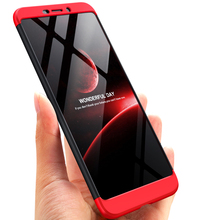 For Nokia 6.1 2018 Case Nokia6.1 360 Degree Protected Full Body Cover Case for Nokia 6 2018 TA-1068 TA-1050 TA-1043 TA-1045 5.5
