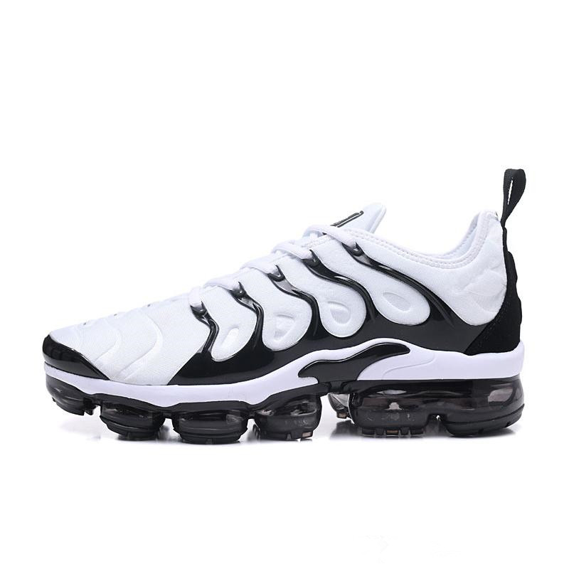 05e6a83227b9 Vapormax Plus TN VM Triple Black Run In Metallic Mens Designer Shoes Men  Running Trainers Women Luxury Brand Sneakers-in Running Shoes from Sports  ...