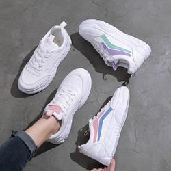 Джокер маленькие белые туфли вентиляция 2019 новый узор корейский студенческий тренд оригинальный старый Ulzzang скейт обувь движение
