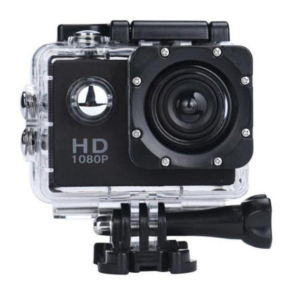 G22 1080P HD Digital Video Camera COMS Sensor Wide Angle Lens Camera For Swimming Diving Shooting Waterproof fotograficas digita