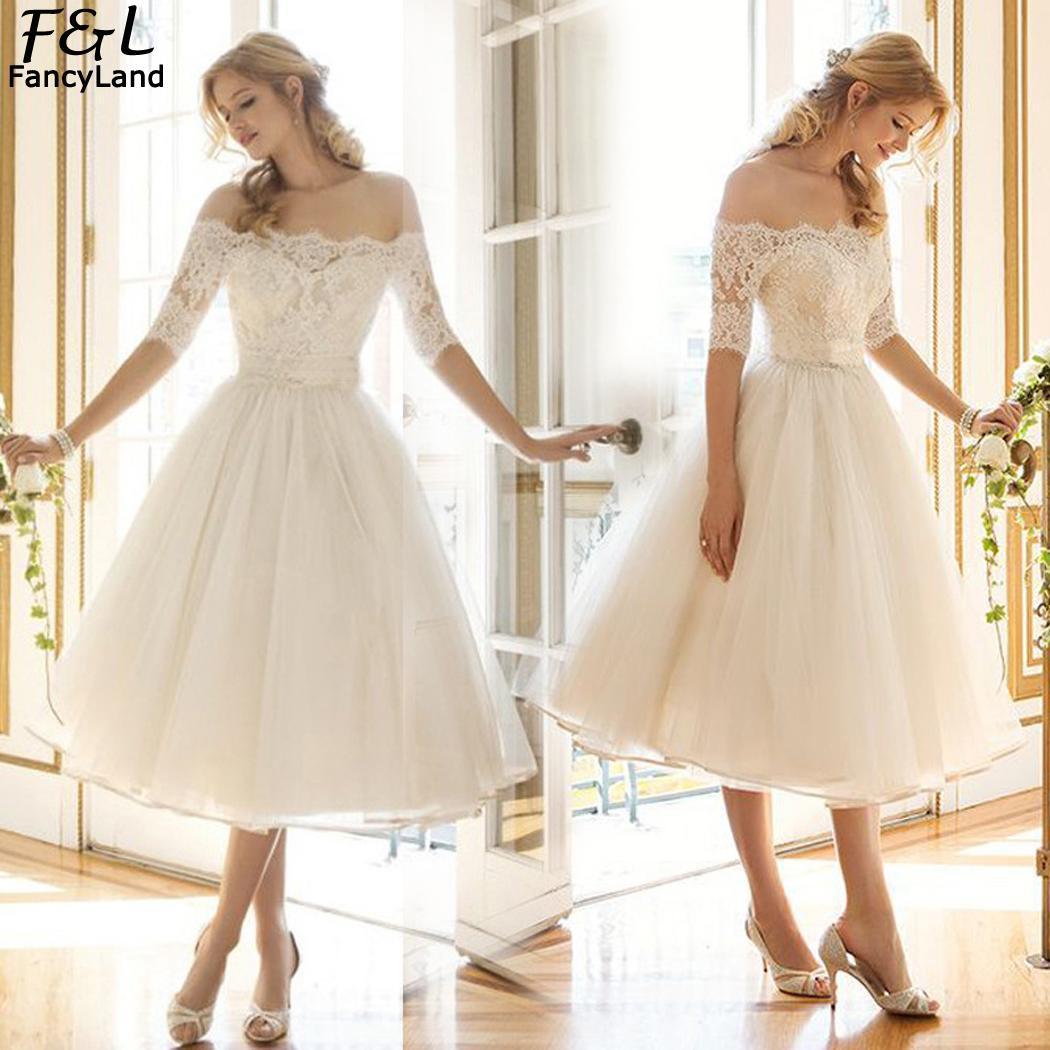 Женское белое платье, летнее кружевное платье с вырезом лодочкой и цветочным рисунком, сексуальное прозрачное свадебное платье, модное эле...