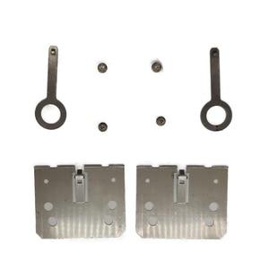 Image 4 - 2din 継手キットラジオヘッドユニットインストールフレーム一般的な 2din 継手キット自動車ラジオプレーヤーボックス