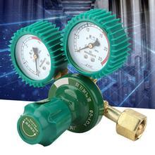 YQY-08 цинковый сплав кислорода Давление редуктор кислородный Давление редукционный клапан измеритель кислорода редуктор стол