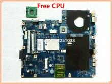 LA-5481P MBN6702001 Motherboard für Acer eMachines E627 NCWG0 L01 LA-5481P