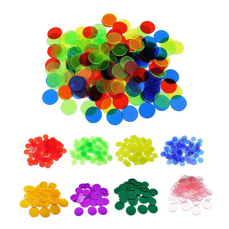 100pcs-set-acrylic-font-b-poker-b-font-chips-casino-bingo-markers-token-fun-family-club-game-jetton-size-19mm-7-colors