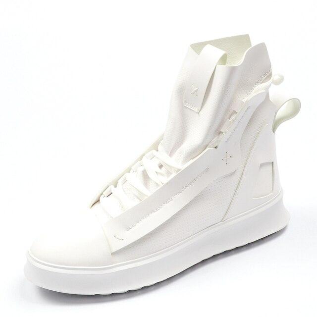 High Top Hip-Hop Boots 10