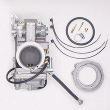 Карбюраторы для мотоциклов комплект Mikuni Тип HSR42 HSR45 HSR48 Harley EVO ЭВОЛЮЦИЯ Twin Cam подставки-держатели для портативных устройств мотокросс