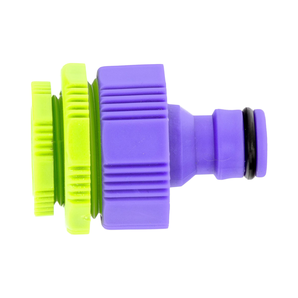 цена на Garden Water Connectors PALISAD 65735 Plastic adapter
