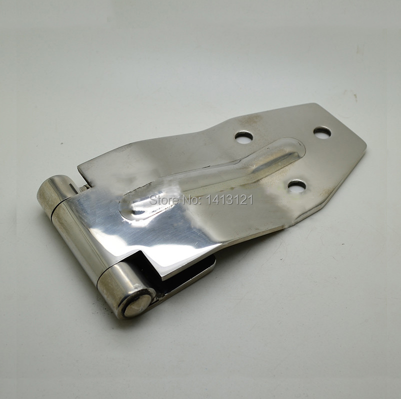 free shipping Stainless steel hinge container door hinge refrigerated cold store compartment fitting truck van express car hingefree shipping Stainless steel hinge container door hinge refrigerated cold store compartment fitting truck van express car hinge