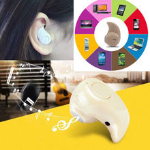 5ps/Lot Mini Stereo S530 Bluetooth Earphone 4.0 Auriculares Wireless Headset Handfree Micro Earpiece for smartphone cellphone