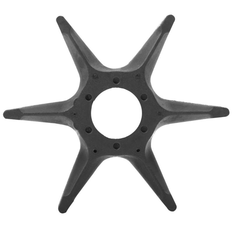 Water Pump Impeller 6F5-44352-00 6 Blades For Yamaha 40HP Outboard Motor