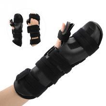 Protector de muñeca ortopédico ajustable para entrenamiento de manos, esguince, artritis, soporte de férula, fractura dura, manos, refuerzos para muñeca y soportes