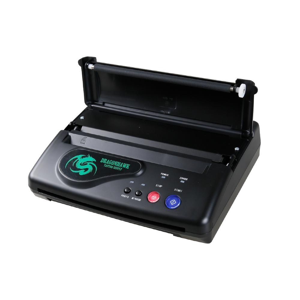 Mesin Pemindahan Stensil Tatu Mesin Pemetak Pencetak Thermal Dengan - Seni tatu dan badan - Foto 2
