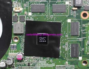 Image 4 - 本物の 574902 001 DA0UP6MB6E0 GT230/1 ギガバイトのノートパソコンのマザーボード Hp DV6 DV6T DV6 2000 DV6T 2000 シリーズノートブック PC