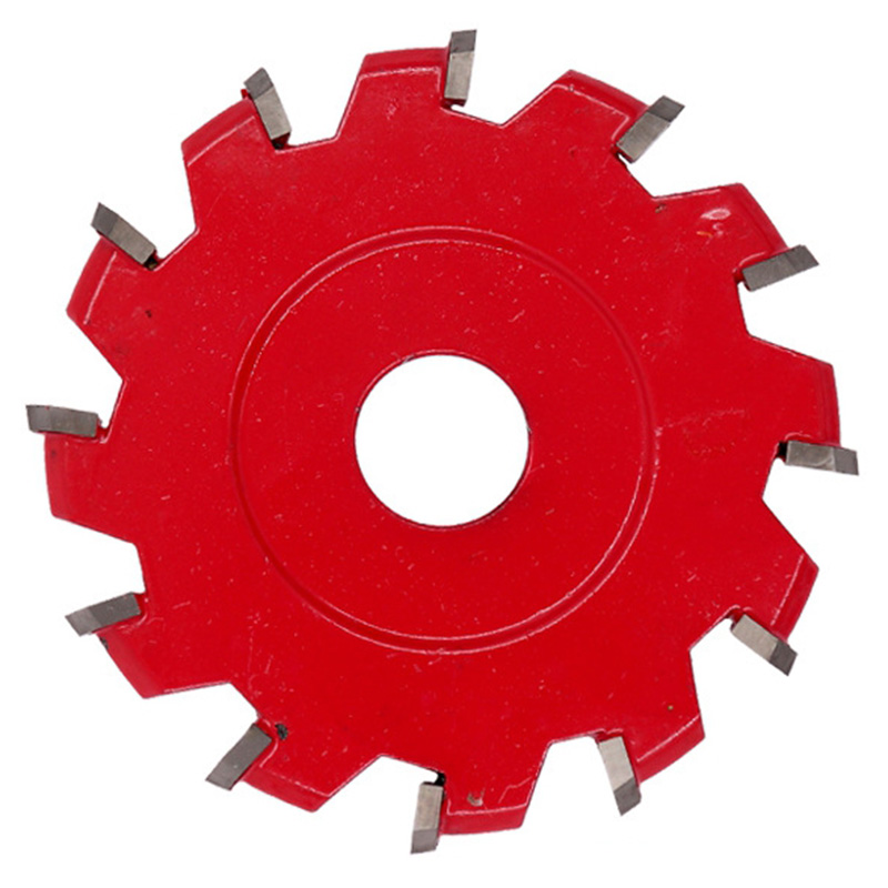 Hot Sale Circular Saw Cutter Round Sawing Cutting Blades Discs Open Aluminum Composite Panel Slot Groove Aluminum Plate For Sp