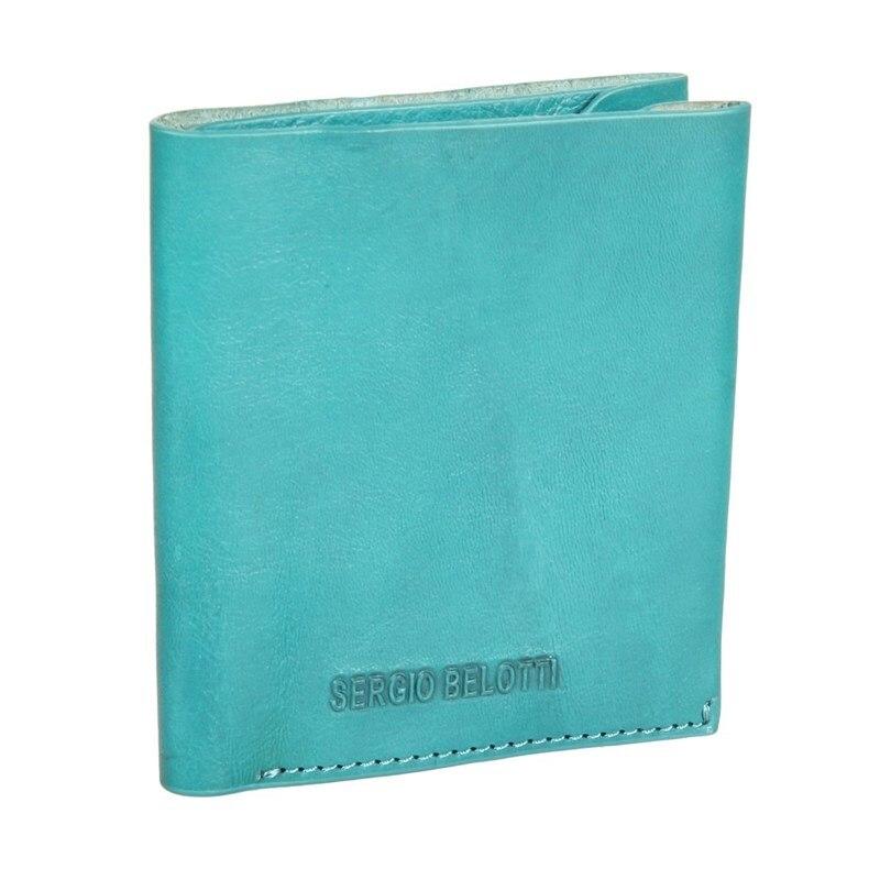 Coin Purse Sergio Belotti 3525 IRIDO Acqua hcandice womens wallet card holder coin purse clutch bag handbag best gift wholesale jan29