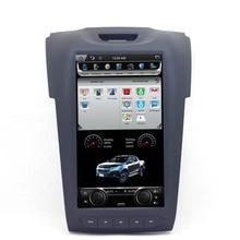"""Krando Android 6,0 de 11,6 """"de pantalla Vertical tesla Estilo radio de coche reproductor de audio GPS para Chevrolet S10 Isuzu D- max 2012 multimedia"""