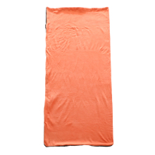 Ultralight Warm Fleece Sleeping Bag Liner Blanket Outdoor Camping Travel Sheet with Carry