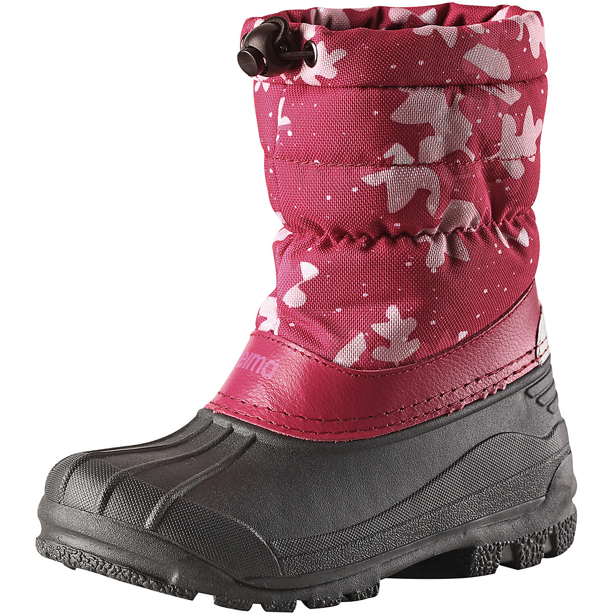 REIMA Boots 8624753 for girls winter girl baby shoes