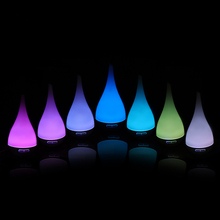 Air Humidifier Aroma Diffuser Aromatherapy Ultrasonic Mist Maker Essential Oil Diffuser Humificado 7 Color For Office Home 400ml