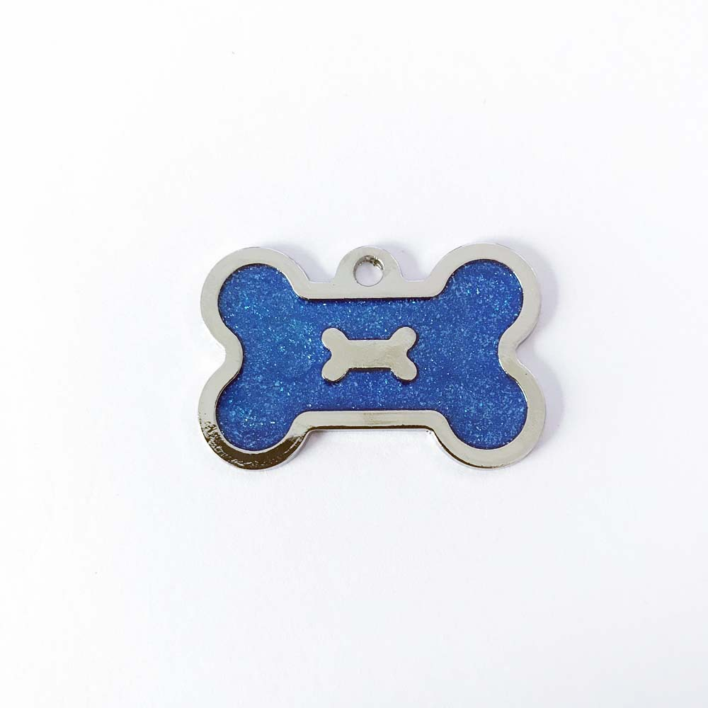 1PCS Personalized Dog ID Tags Stainless Steel Pet ID Tags For Cats and Dogs Collar Accessories Engraved Tel Sex Name Anti lost in ID Tags from Home Garden
