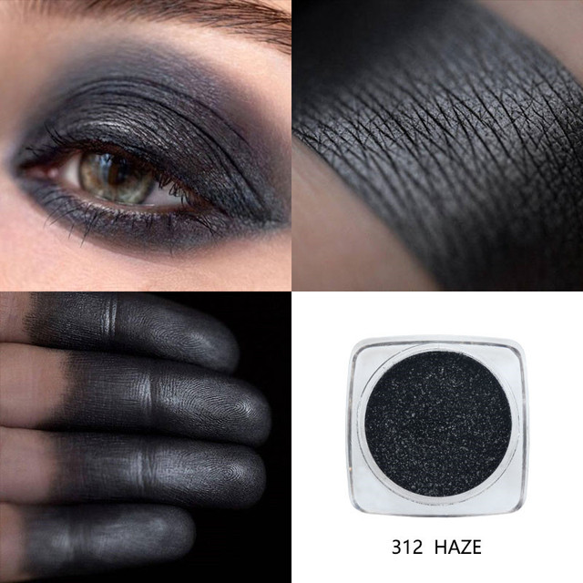 PHOERA 12 Color Shimmer Monochrome Eyeshadow Glitter Powder Waterproof Long Lasting Pro Eye Part Makeup Eye Shadow Palette TSLM2 1