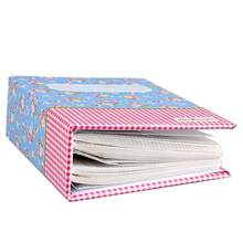 100 Pockets Mini Instax Film Floral Photo Album Memory Pictures Storage Hold Case Commemorative Wedding Photo Scrapbook Gift(China)