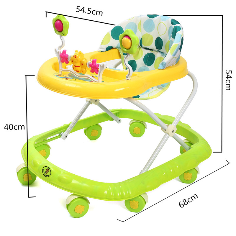 5fb582009 Detail Feedback Questions about 3 Colors Baby Walker Adjustable ...