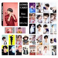 Kpop Bangtan Ragazzi Album Mappa Dell'anima Persona Self Made Carte di Carta Fotografica Poster Tesserino Carta di Lomo Suga Jungkook
